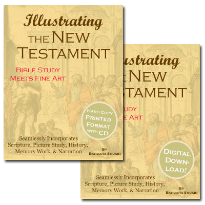 Illustrating the New Testament Covers