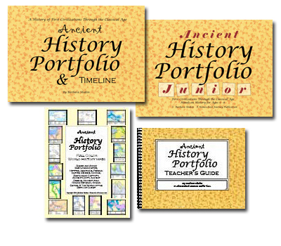 Introduction to the Ancient History Portfolios