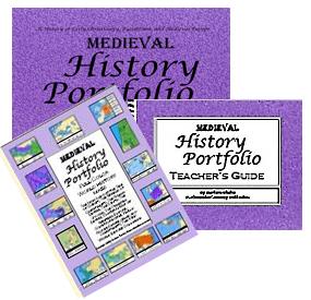 Medieval History Portfolio Bundle